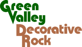 Green Valley Decorative Rock logo
